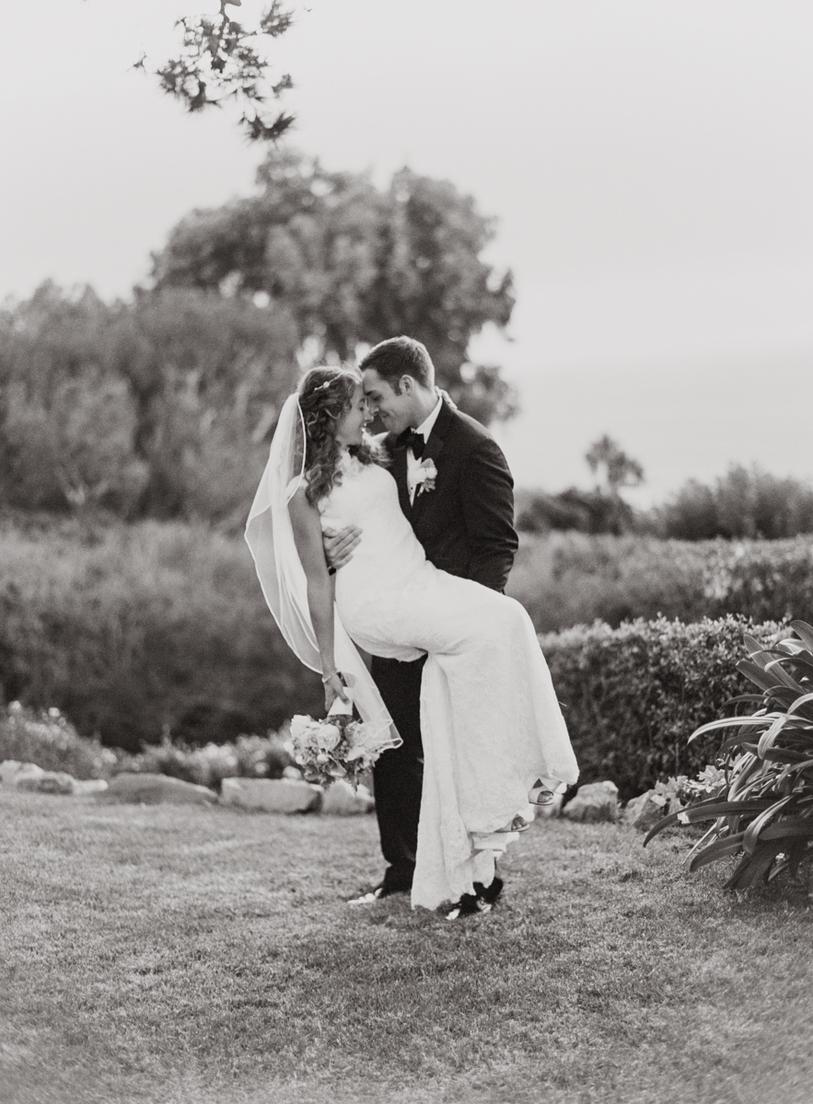 La Venta Inn Wedding Photo Michelle Warren